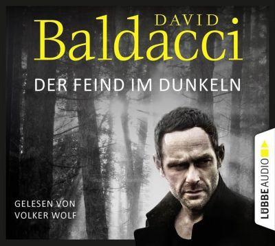 Der Feind im Dunkeln, 6 Audio-CDs, David Baldacci