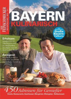 DER FEINSCHMECKER Bayern kulinarisch -  pdf epub