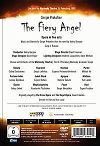 Der Feurige Engel - Produktdetailbild 1