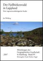 Der Fjellbirkenwald in Lappland, m. CD-ROM, Jan Wehberg