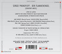 Der Flammenengel (Ognenny Angel) (Ga) - Produktdetailbild 1