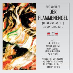Der Flammenengel (Ognenny Angel) (Ga), Choeur&Orch.Du Theatre National De L'Opera De Pari