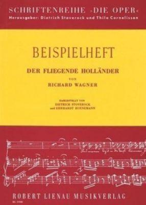Der fliegende Holländer, Beispielheft, Dietrich Stoverock, Ehrhardt Hoenemann