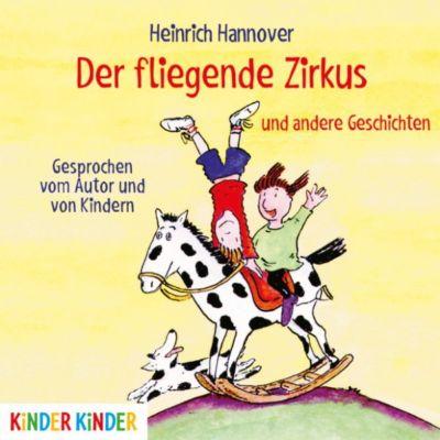 Der fliegende Zirkus und andere Geschichten, Heinrich Hannover