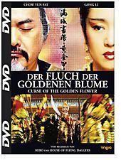 Der Fluch der goldenen Blume -  Curse of the Golden Flower, Yu Cao, Yimou Zhang
