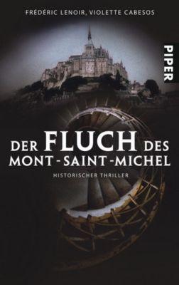 Der Fluch des Mont-Saint-Michel, Frédéric Lenoir, Violette Cabesos