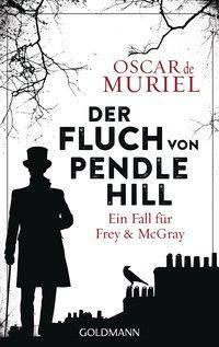 Der Fluch von Pendle Hill - Oscar de Muriel |