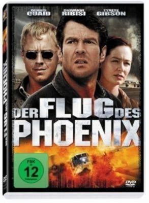 Der Flug des Phoenix (2004), Elleston Trevor, Lukas Heller