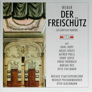 Der Freischütz (Ga), Wiener Staatsopernchor, Wiener Philharmoniker