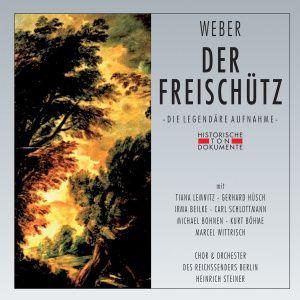 Der Freischütz (Gekürtzte Aufnahme), Chor & Orch.Des Reichssenders Berlin
