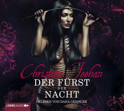 Der Fürst der Nacht, 4 Audio-CDs, Christine Feehan