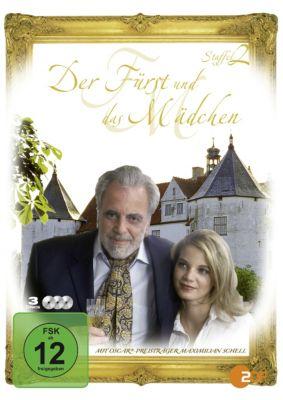 Der Fürst und das Mädchen - Staffel 2, Michael Baier, Andreas Püschel