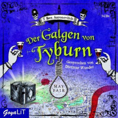 Der Galgen von Tyburn, 3 Audio-CDs, Ben Aaronovitch