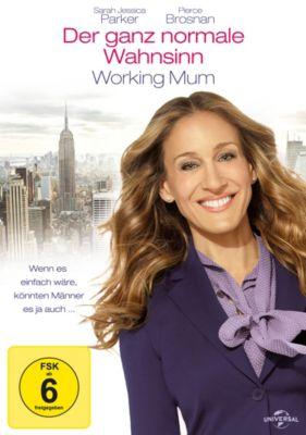 Der ganz normale Wahnsinn - Working Mum, Allison Pearson