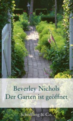 Der Garten ist geöffnet - Beverley Nichols  