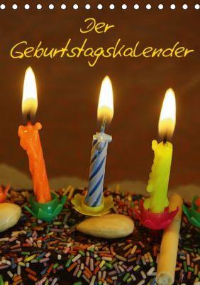 Der Geburtstagskalender (Tischkalender immerwährend DIN A5 hoch), Lilo Kapp