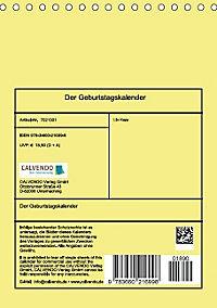 Der Geburtstagskalender (Tischkalender immerwährend DIN A5 hoch) - Produktdetailbild 13