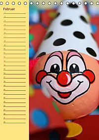 Der Geburtstagskalender (Tischkalender immerwährend DIN A5 hoch) - Produktdetailbild 2