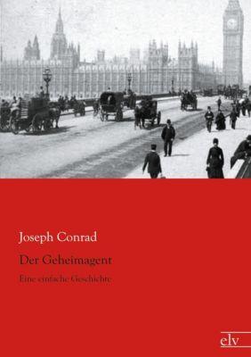 Der Geheimagent - Joseph Conrad |