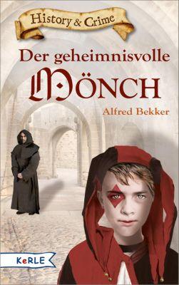 Der geheimnisvolle Mönch, Alfred Bekker