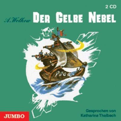 Der Gelbe Nebel, 2 Audio-CDs, Alexander Wolkow