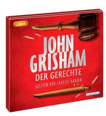Der Gerechte, 2 MP3-CDs, John Grisham