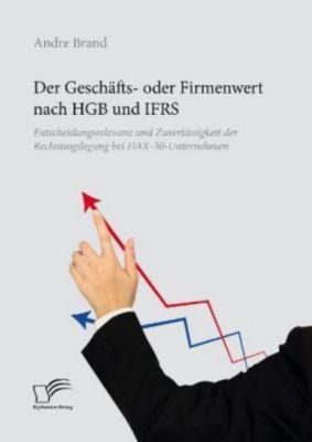 Der Geschäfts- oder Firmenwert nach HGB und IFRS, Andre Brand