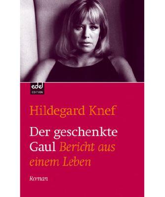 Der geschenkte Gaul, Hildegard Knef