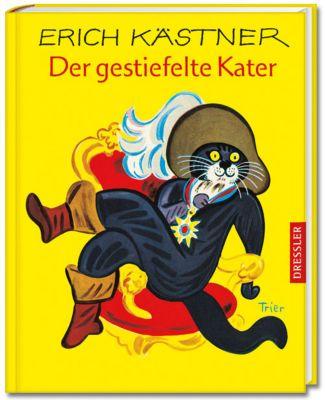 Der gestiefelte Kater, Erich Kästner