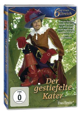 Der gestiefelte Kater, Brüder Grimm
