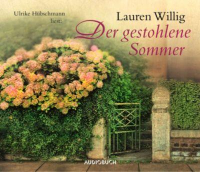 Der gestohlene Sommer, 6 Audio-CDs, Lauren Willig