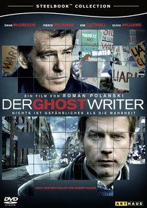 Der Ghostwriter, DVD, Robert Harris