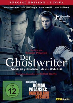 Der Ghostwriter / Roman Polanski: Wanted and Desired, Robert Harris