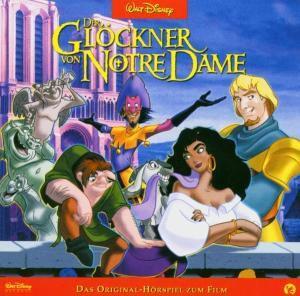 Der Glöckner Von Notre Dame, Walt Disney