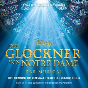 Der Glöckner Von Notre Dame - Das Musical, Ensemble Stage Theater des Westens