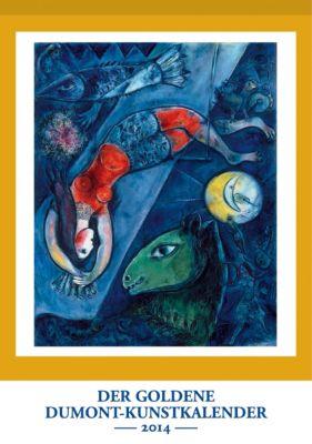 Der Goldene DuMont-Kunstkalender 2014