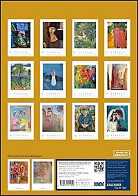 Der Goldene DuMont-Kunstkalender 2019 - Produktdetailbild 17