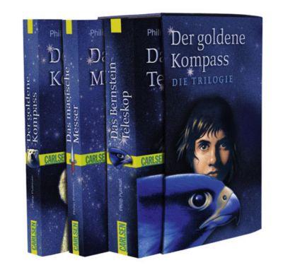 Der goldene Kompass, Trilogie - Philip Pullman |