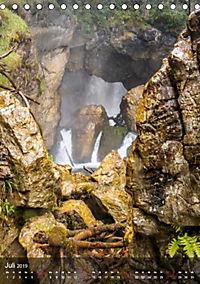 Der Gollinger Wasserfall (Tischkalender 2019 DIN A5 hoch) - Produktdetailbild 7
