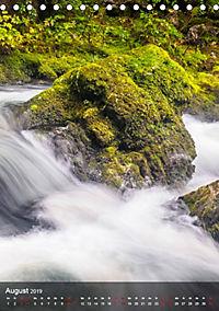 Der Gollinger Wasserfall (Tischkalender 2019 DIN A5 hoch) - Produktdetailbild 8