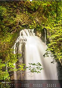 Der Gollinger Wasserfall (Wandkalender 2019 DIN A2 hoch) - Produktdetailbild 6