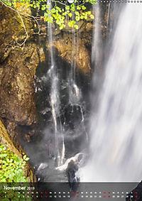Der Gollinger Wasserfall (Wandkalender 2019 DIN A2 hoch) - Produktdetailbild 11