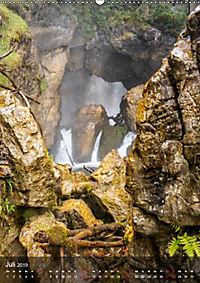 Der Gollinger Wasserfall (Wandkalender 2019 DIN A2 hoch) - Produktdetailbild 7
