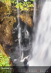 Der Gollinger Wasserfall (Wandkalender 2019 DIN A3 hoch) - Produktdetailbild 11