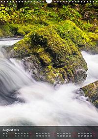 Der Gollinger Wasserfall (Wandkalender 2019 DIN A3 hoch) - Produktdetailbild 8