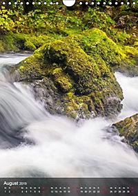 Der Gollinger Wasserfall (Wandkalender 2019 DIN A4 hoch) - Produktdetailbild 8