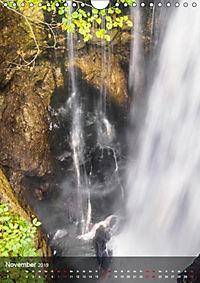 Der Gollinger Wasserfall (Wandkalender 2019 DIN A4 hoch) - Produktdetailbild 11