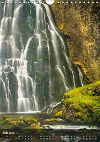 Der Gollinger Wasserfall (Wandkalender 2019 DIN A4 hoch) - Produktdetailbild 5
