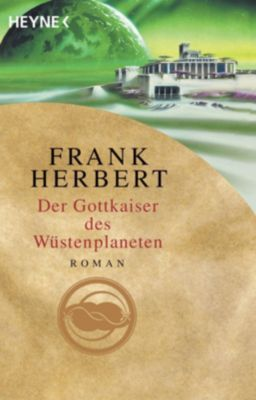 Der Gottkaiser des Wüstenplaneten - Frank Herbert |
