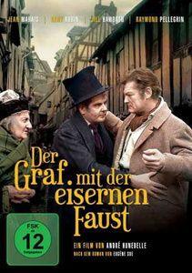 Der Graf mit der eisernen Faust, Spielfilm Mit Jean Marais